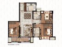 泰兴新城樾府精装修交付新房,高层均价8500元 平,未来泰兴的新城首府
