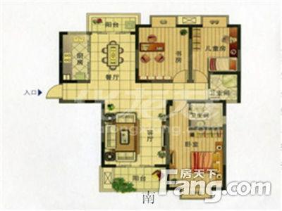 荣亨逸都科教院附中 新出好房 9楼精装修拎包即住 低价出售