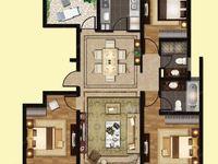 九龙仓年华里4室2厅2卫 140平米