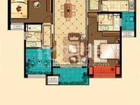 星河国际 满两年 毛坯3房 124平200万 有个产权车位 中间楼层 近吾悦商圈