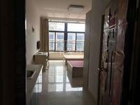 新城熙园公寓房 精装修 朝南户型 40平30万