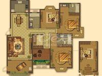 10月好房,大名城西区,四房毛坯三卫大平层,260万全款价优