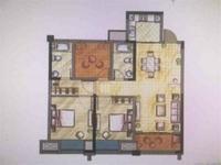 房东降价8万急售 3房2卫新北万达旁 通透3朝南高层采光无遮