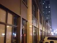 晋陵中路旁九州新世界1楼延街纯商铺,楼上楼下100平无转让费