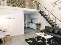 世茂广场 单身公寓 豪华装修 随时看房 第 一 次出租