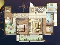 稀缺房型 超高性价比 世茂香槟湖2期小三房 中间楼层