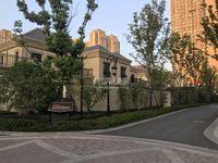 玉兰广场独立别墅 516平方 毛坯 已交付新房随时看房