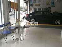 紫荆东苑旁沿街店铺 160平纯一楼 中等装修 有停车位人流量大地理位置优