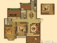 飞龙板块大名城毛坯经典3南房,南北通透,采光佳楼层好