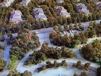 中企上城别墅送100至305平院子30万地源热泵 地面三层地