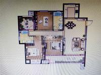 龙湖龙誉城138平4室2厅2卫毛坯,三朝南户型佳双阳台,不满2年急售