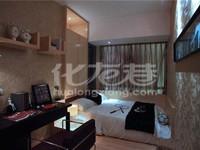 宝龙城市广场 精装小面积公寓 可住可租效益高 随时看房