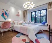 高层140平卧室