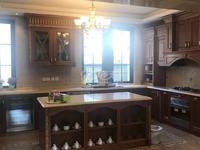 新城香悦半岛独立别墅 505 120平方车位和院子面宽16米 客厅挑高5.8米