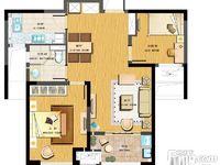新城香悦半岛精装两房楼层好采光佳满2年业主诚心出售