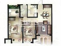 九龙仓时代上院精装小三房方正三朝南楼层好随时看房满2年