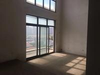 11楼顶楼复式 挑高客厅高大尚 送车位 世茂一期小高层