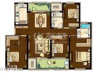 新北万达锦绣天地旁朗诗绿郡 景观楼层 开发商精装四房 有钥匙房东诚售 随时看房