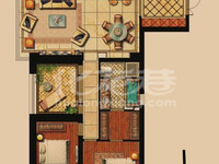 莱蒙时代毛坯四房 中上楼层采光好 视野开阔市中心地段 房东急售有钥匙随时可看房