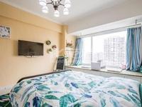 青枫公园旁宝龙广场酒店式公寓 豪装