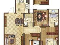 龙湖龙誉城 3室2厅2卫 毛坯,首选哦!