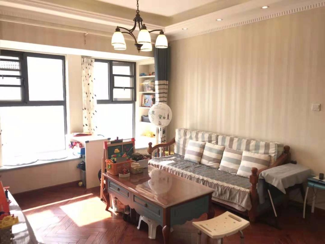 以租养贷 新出世茂精装两房全天采光满2房东苏州换房价可商