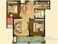 聚湖半岛,中层2室,配套完善,可自住