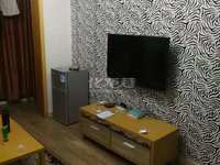 晋陵北苑 博爱小学 1室2厅 可做2室 精装拎包住 户型方正