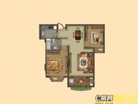 大名城 2室2厅1卫 毛坯超好的地段,住家舒适!