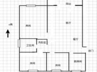 精装中海凤凰熙岸3室2厅1卫108平米148万住宅