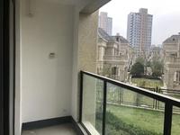 保利公园九里毛坯3房,前排别墅采光好,新出盘,看房方便