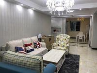 中海凤凰熙岸 三室两厅精装修 性价比高 拎包即住