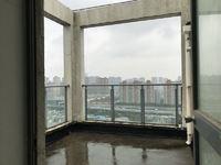 新城南都,花园街地铁口,电梯顶复,前后露台,260有钥匙!