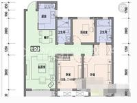 三井双学 区 毛坯好房 位置 楼层好 价格含车位