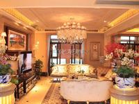 巨凝金水岸豪华装修6房4卫 房东急售 价格可谈 包含两个产权车位 随时看房