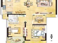 银河湾第1城二期 纯毛坯3房 中间楼层 采光位置好 房东诚售 随时看房