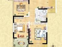 银河湾第1城二期 不靠铁路 纯毛坯3房 中间楼层 房东诚售 随时看房