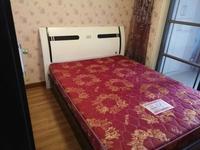港龙华庭小面积 61平 1室2厅1卫 精装修 家具家电齐全
