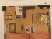 新北万达单身公寓首付12万,配套成熟,交通方便