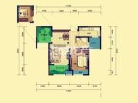 新出弘阳广场毛坯两房,自带商业综合体,送空中花园,得房率高,有钥匙随时看房