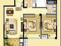 青枫公园 金色领寓 2室2厅 89平