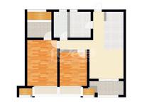 小区首排全天采光,三朝南毛坯3居室,好楼层满2年145万!