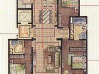 龙湖原山豪华大平层,四室两厅两卫,品牌中央空调地暖,满二。