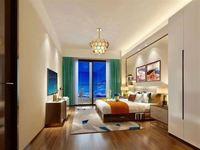 新北万达旁的好公寓朗诗新北绿郡 毛坯单身公寓 采光良好