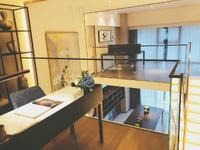 大学城口 天安数码城公寓 精装毛坯 平层挑高5.2米