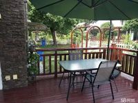独栋别墅 九洲豪庭苑 超大花园 私人游泳池 看房方便