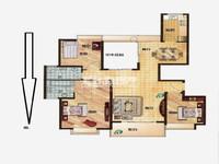 景瑞曦城14楼,全新毛坯4房2卫,好户型212万有钥匙