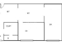 市政府旁的新城蓝钻2室1厅1卫精装修家电家具齐全自住出租都可以满2年随时看房