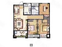新出绿地世纪城2室2厅1卫88平米105万
