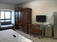 凯旋城10楼单身公寓,豪装,地板房,设施齐全,拎包即住,厨卫齐全,